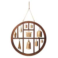 Circle of Bells Indoor/Outdoor Wind Chime