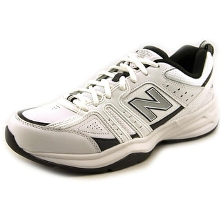 New Balance Training Men Round Toe Leather Cross Training