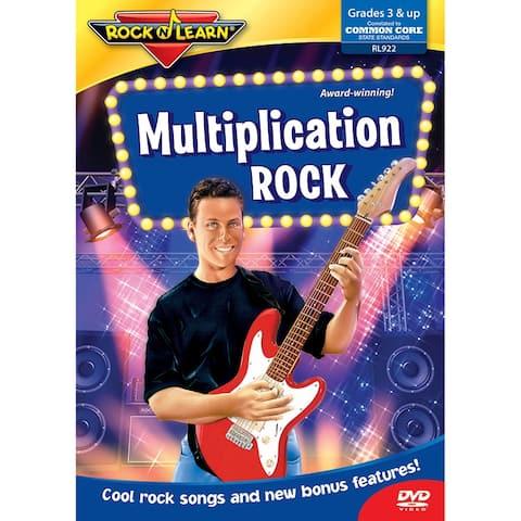 Multiplication Rock Dvd