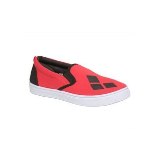 Harley Quinn Women's Canvas Shoes