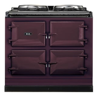 AGA ADC3G Dual Control 39 Inch Wide 4.26 Cu. Ft. Slide In Dual Fuel Range with S