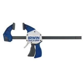 "Irwin 2021412N Quick Grip Bar Clamp, 12"" Opening"