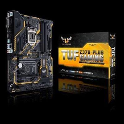 Asus Tuf Z370 Plus Gaming Tuf Z370 Plus Gaming Lga1151