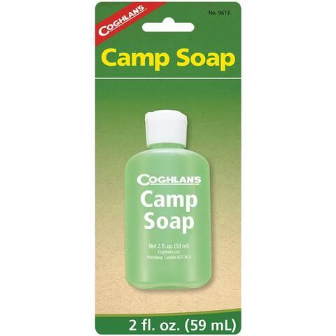 Coghlan's Camp Soap, 2 fluid ounces, Squeezable Bottle - 2 oz.