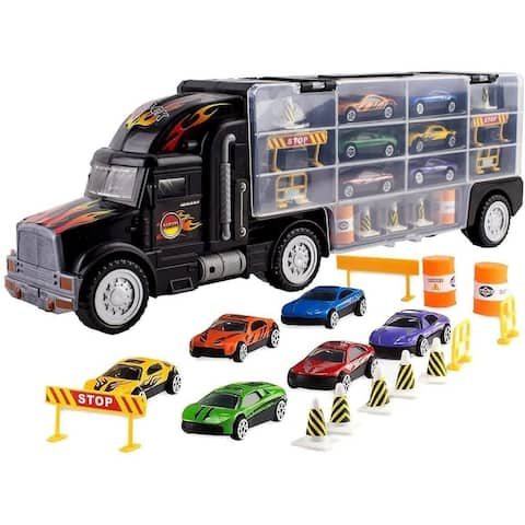 Toyvelt Transport Car Carrier Toy