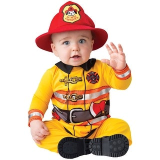 Infant Fearless Firefighter Halloween Costume