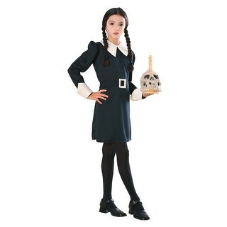 Addams Family Wednesday Costume Child