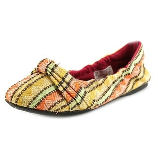 Keen Cortona Bow CVS Round Toe Canvas Flats