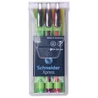 Schneider Xpress Fineliner Asst 3Pk