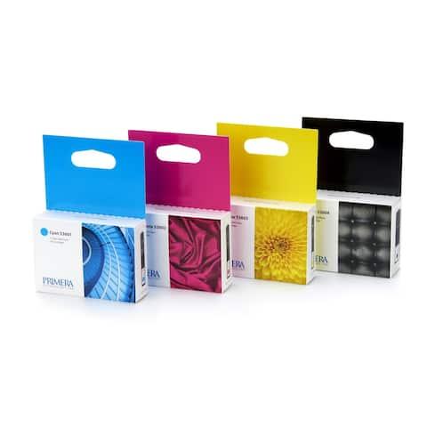 Primera 53606 Bravo 4100 Series Printer Ink Multipack f/ Bravo 4100 Series CD Printers - Multicolor