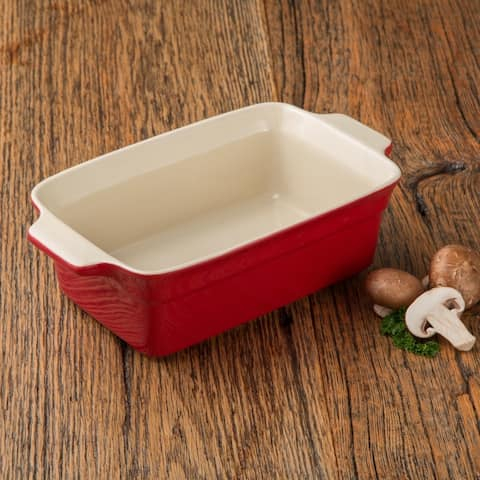 """Artisan Series Bakeware Raphael 11 5"""" Loaf Dish For Cooking And Baking"""