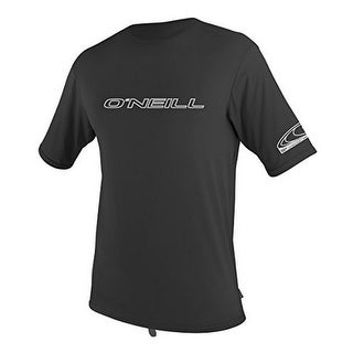 Oneill Mens Basic Skins Short Sleeve Rashguard (4 options available)