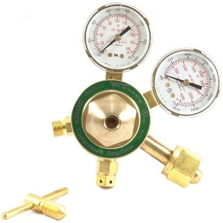 Forney 87090 Oxygen Regulator, Medium Duty