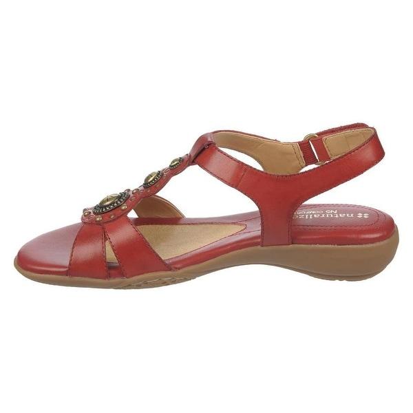 Naturalizer Women's Carlita Wedge Sandals