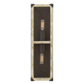 Fredrick Ramond FR41200 2 Light ADA Compliant Wall Sconce from the Emilie collection