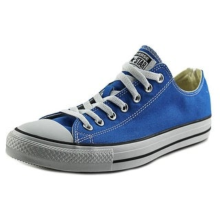 Converse Chuck Taylor Ox Round Toe Canvas Sneakers