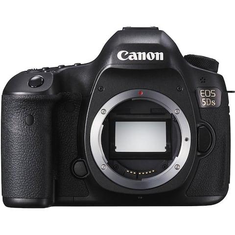 Canon EOS 5DS DSLR Camera (Body Only) (International Model)
