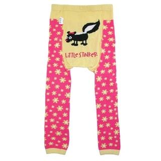 Lazy One Little Stinker Toddler Leggings - multi
