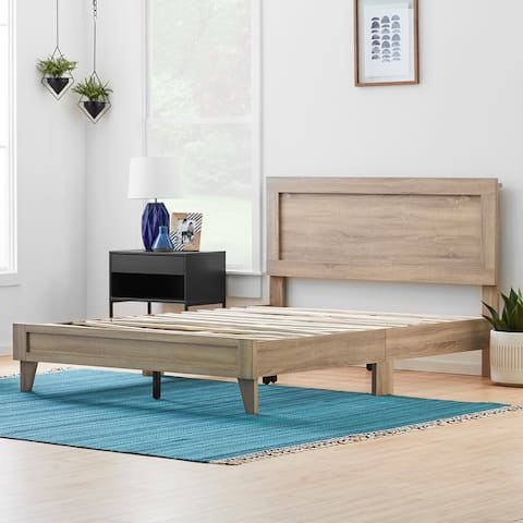 Brookside Leah Classic Wood Platform Bed