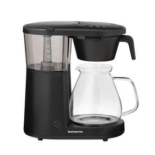 Bonavita BV1901PW Metropolitan One-Touch Coffee Brewer, Black