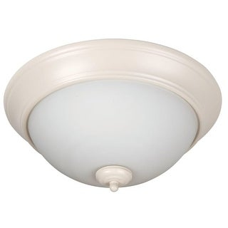 Craftmade XP15-3W Pro Builder Flush 3 Light Flush Mount Ceiling Fixture - 15 Inches Wide (More options available)