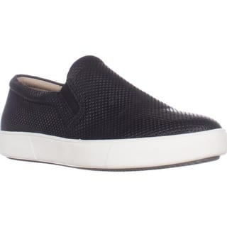 naturalizer Marianne Slip-On Fashion Sneakers, Black Leather|https://ak1.ostkcdn.com/images/products/is/images/direct/48ce2a00a15942935cca8020faf28c619d06314b/naturalizer-Marianne-Slip-On-Fashion-Sneakers%2C-Black-Leather.jpg?impolicy=medium