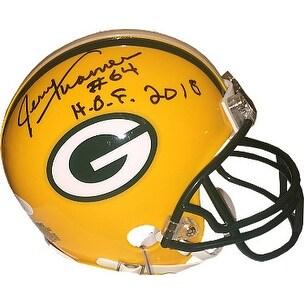 11e000ba190d9 Shop Jerry Kramer signed Green Bay Packers TB Mini Helmet 64 HOF 2018 JSA  Witnessed Hologram - Free Shipping Today - Overstock - 21613866
