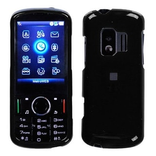 Snap on case for ZTE E520 - Black