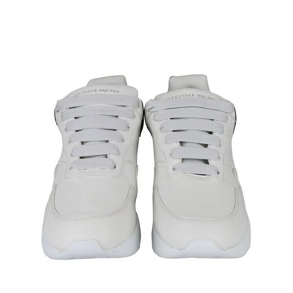 Alexander McQueen Men's Ivory / White