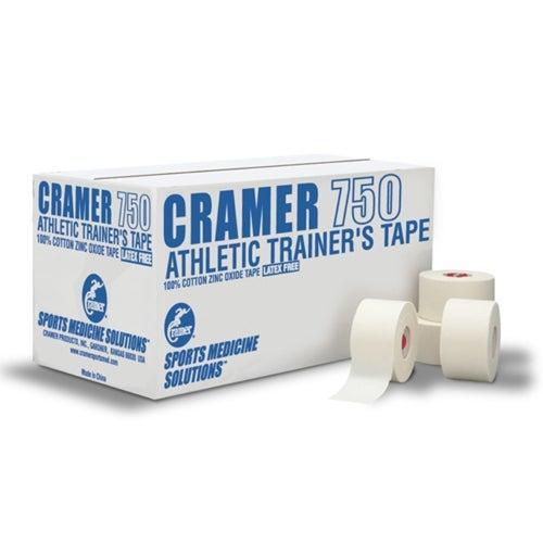 Athletic Tape Cramer 750 White