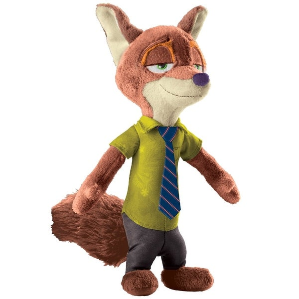 "Disney Zootopia 13.5"" Talking Plush Nick Wilde - multi"