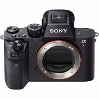 Sony Alpha a7RII Mirrorless Digital Camera (Body Only)