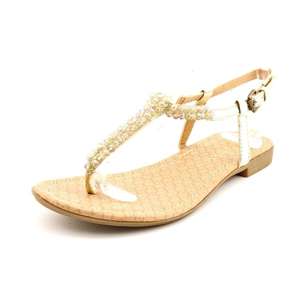 Report Cari Women Open Toe Synthetic Thong Sandal