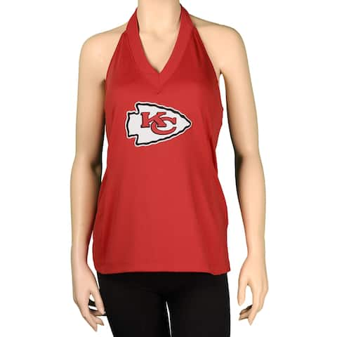"All Sport Couture Ladies NFL ""Blown Coverage"" Halter"