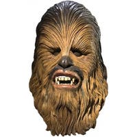 Chewbacca Mask Adult Costume Accessory