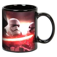 Star Wars: The Force Awakens Kylo Ren and Stormtroopers 20oz Coffee Mug - Multi