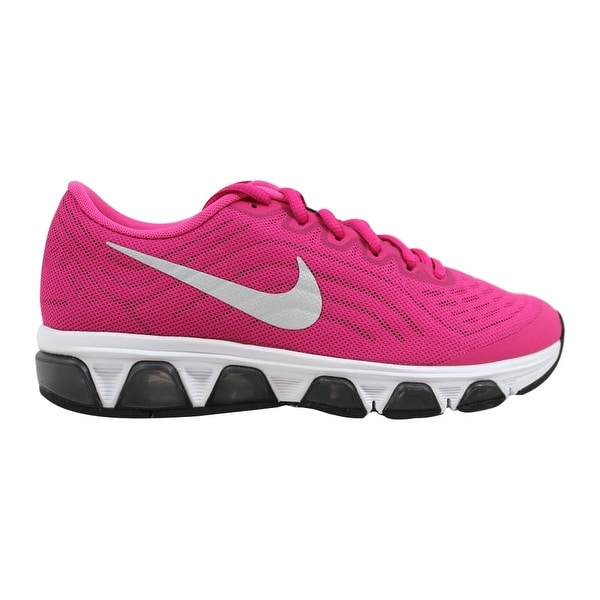 sale retailer 04797 8c997 Nike Grade-School Air Max Tailwind 6 Vivid Pink Metallic Silver-Black-