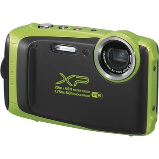 Link to FUJIFILM FinePix XP130 Digital Camera (Lime) Similar Items in Digital Cameras