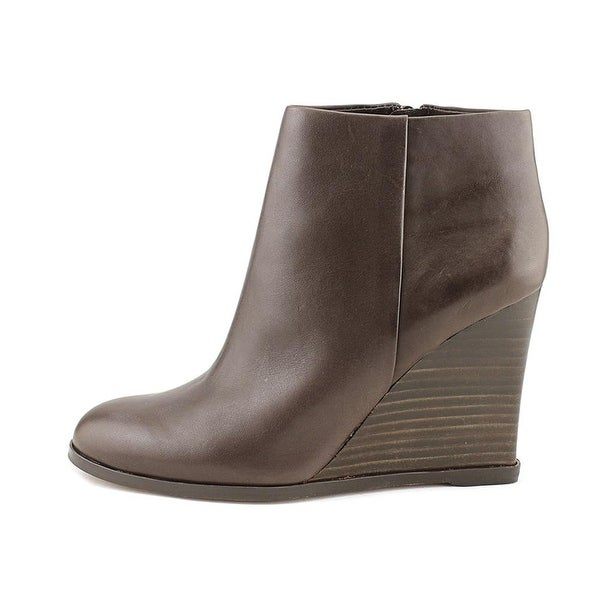 Vince Camuto Womens Gemina Leather Closed Toe Ankle Fashion Boots