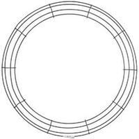 """24"""" - Wire Wreath Frame"""