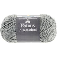 Alpaca Natural Blends Yarn-Smoke