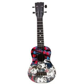 Monster High Fangtastic 21 Inch Guitar