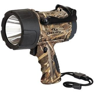 Cyclops(r) cyc-350wpaa-rt 350-lumen realtree max-5(r) camo handheld led spotlight