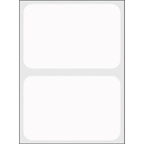 Self-Adhesive Name Tags 2 25