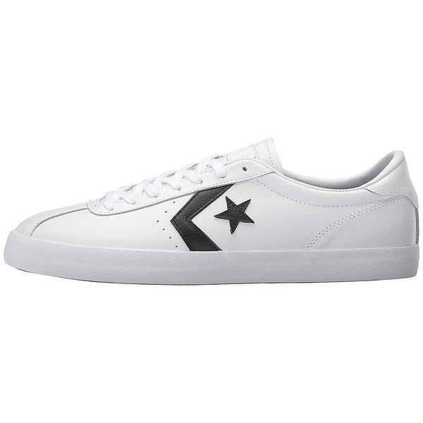 Shop Converse Mens Breakpoint Ox Leather Low Top Lace Up