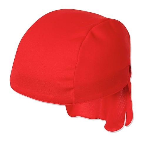 Pace vaportech red skull cap