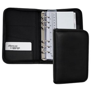 Mercury 7613BK Small Daily Organizer