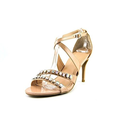 Kenneth Cole Reaction Womens Pin Party Open Toe Casual Ankle Strap Sandals