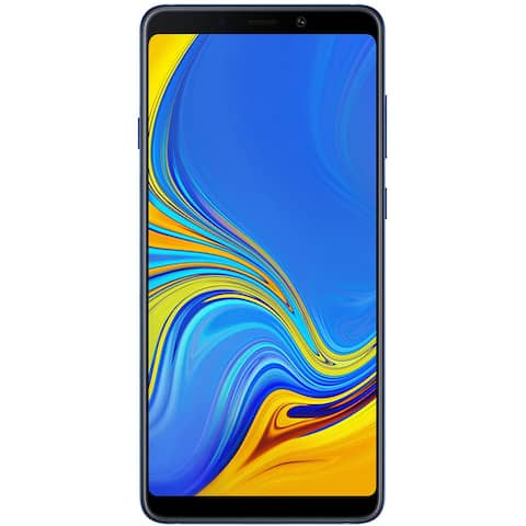 Samsung Galaxy A9 (2018) A920F 128GB Unlocked GSM Dual-SIM Phone w/ Quad Rear Camera - (Certified Refurbished)