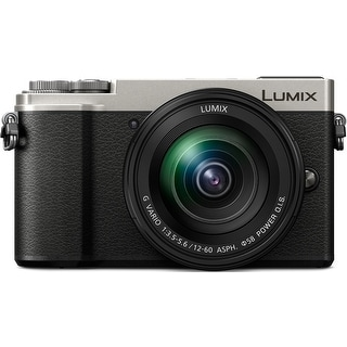 Link to Panasonic LUMIX GX9 Mirrorless Camera w/ 12-60mm F3.5-5.6 Lens(Silver) Similar Items in Digital Cameras